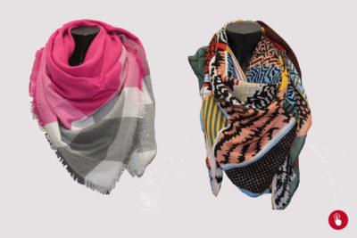echarpes-foulards-snoods-mode-accessoires de mode-lesneven
