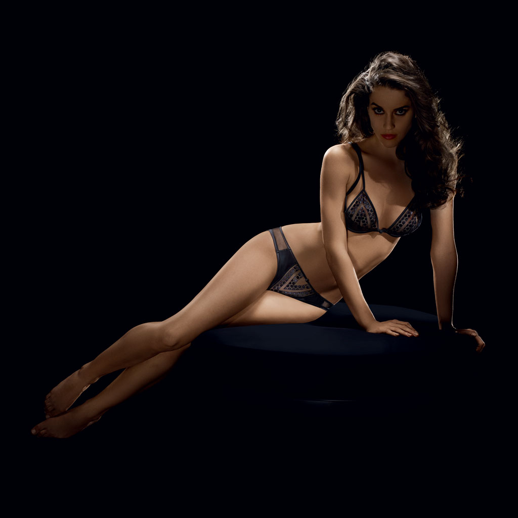 correspondant en couleur magasin discount original IMPLICITE - Collection lingerie fine - Adn Style Lesneven