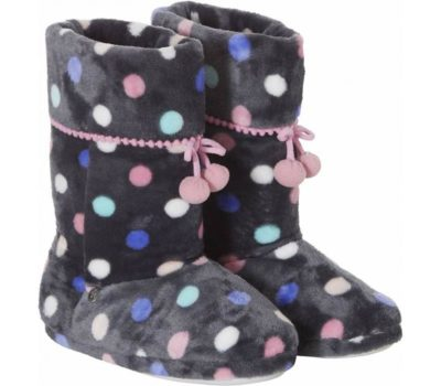 bottes-interieur-pastunette-anthracite-a-pois-colores-lesneven