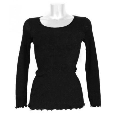 tee-shirt-ml-noir-laine-et-soie-madiva-lesneven