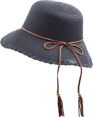 chapeau-noir-pastunette beachwear-lesneven-brest-plabennec-finistere