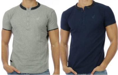 t-shirt-hommes-col maho-hopenlife-lesneven-landerneau-plouescat-plabennec-brest
