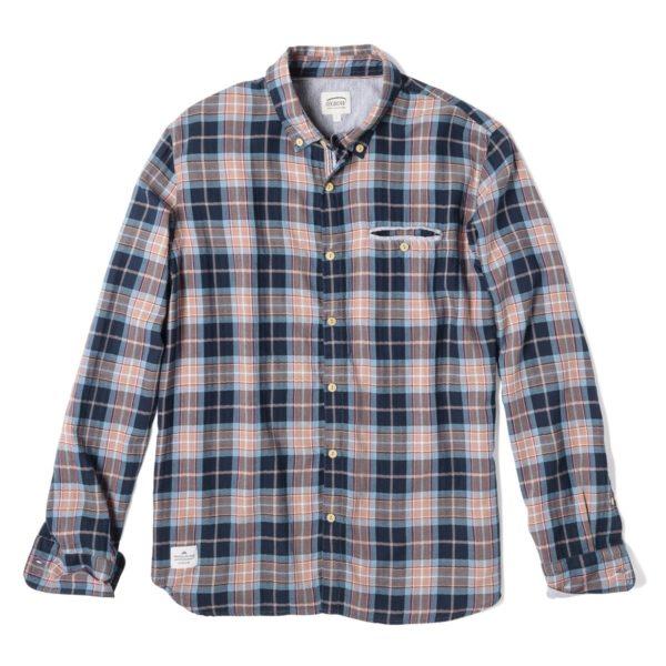chemise-oxbow-caper-bleu-adn-style-lesneven