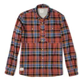 chemise-oxbow-coati-orange-adn-style-lesneven