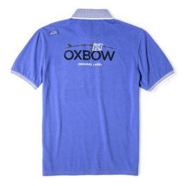 polo-oxbow-noster-indigo-2-adn-style-lesneven