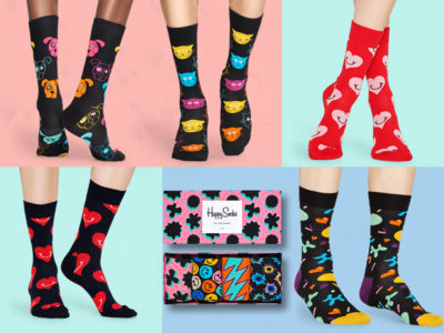 chaussettes-happy-socks-adn-style-lesneven