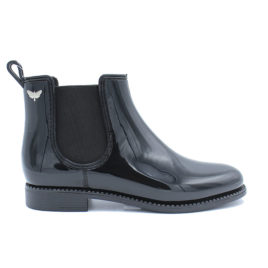 BOTTINES RAIN NOIR LPB
