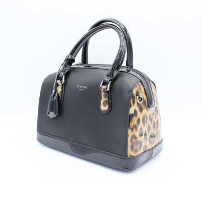 sac-à-main-noir-léopard