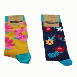 chaussettes-duo-flowers-moustard-adn-style-lesneven-1